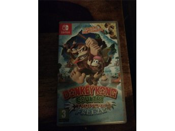 Nintendo Switch DonkeyKong Country Tropical Freeze