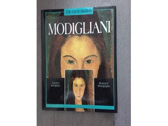 Modigliani - the great masters