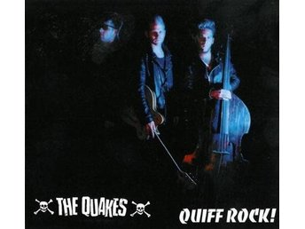 Quakes - Quiff Rock - CD
