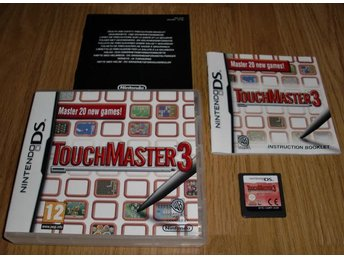 DS: TouchMaster 3