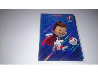 OFFICIAL MASCOT -Euro 2016- REA ;) - Angered - OFFICIAL MASCOT -Euro 2016- REA ;) - Angered
