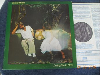 TOMMY HOEHN - Losing You To Sleep, Power Pop LP London UK 1978