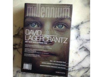 DAVID LAGERCRANTZ MILLENNIUM! - Malmö - DAVID LAGERCRANTZ MILLENNIUM! - Malmö