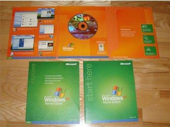 Windows XP Home Original (32bit) Engelsk - Hisings Backa - Windows XP Home Original (32bit) Engelsk - Hisings Backa