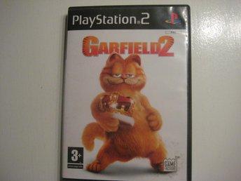 Garfield 2 - PS2 - åhus - Garfield 2 - PS2 - åhus