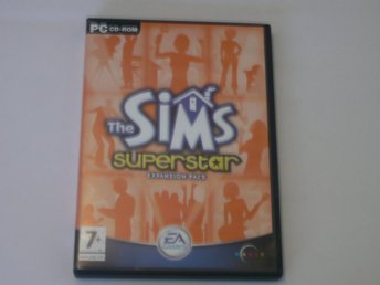 PC-SPEL SIMS SUPERSTAR