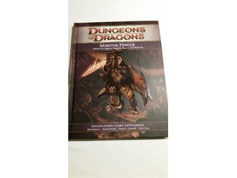 Dungeons and Dragons - Martial Power