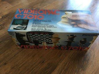 Philips Videopac C7010 Schackmodul i kanonskick! - 1 av 3 - Kvänum - Philips Videopac C7010 Schackmodul i kanonskick! - 1 av 3 - Kvänum