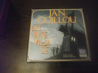CD-bok: Att inte vilja se - Jan Guillou - Kosta - CD-bok: Att inte vilja se - Jan Guillou - Kosta
