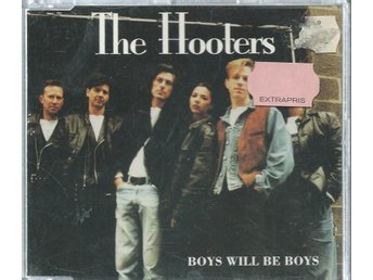THE HOOTERS - BOYS WILL BEB BOYS ( CD MAXI/SINGLE )