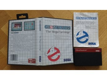 Sega Master System: Ghostbusters