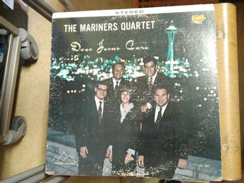 The Mariners Quartet - Does, Jesus, Care, LP