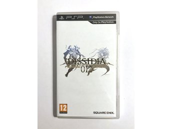 Dissidia 012, Final Fantasy – spel till Playstation Portable, PSP