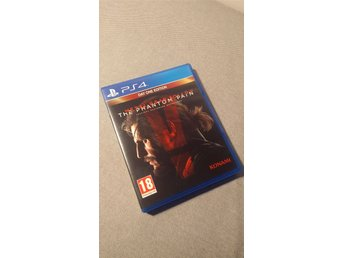 Metal Gear Solid 5 - The Phantom Pain (PS4)