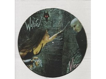 WAYSTED 'Vices' UK picture-disc LP, solo UFO bassist