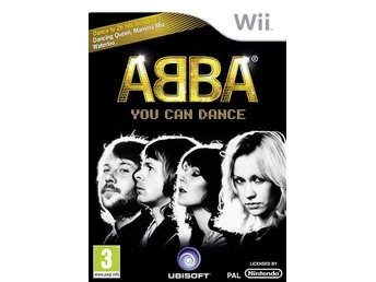 """Javascript är inaktiverat. - Stockport, Cheshire - Abba: You Can Dance From the creators of the award-winning Just Dance franchise and Michael Jackson The Experience comes ABBA You Can Dance. Featuring 25 timeless songs, including """"Dancing Queen,"""" """"Mamma Mia,"""" """"Fernando,"""" - Stockport, Cheshire"""