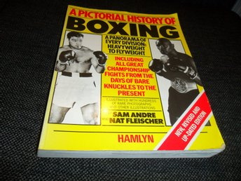 A pictorial history of boxing Hamlyn boxning historia kampsport
