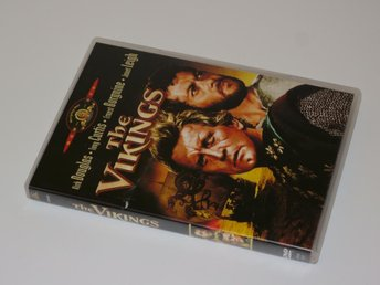 The Vikings - Action från 1958 med Kirk Douglas/Tony Curtis