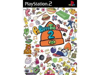 PaRappa The Rapper 2 - Playstation 2