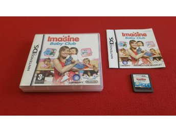 IMAGINE BABY CLUB till Nintendo DS NDS