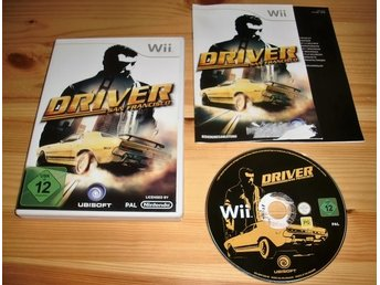 Wii: Driver San Francisco