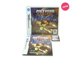 Metroid Prime Hunters (UKV / DS)