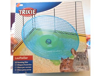 Trixie laufteller running disc