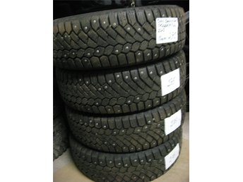 4st DUBB Conti ContiIce Contact175/65R14 T XL 10mm.