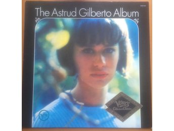 Vinyl Jazz: The Astrud Gilberto Album. Verve´s Collectors classics