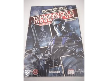 DVD: James Cameron's TERMINATOR 2 Comic Book COVER Edition
