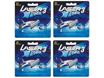 Laser Tech3 Rakblad 16-pack
