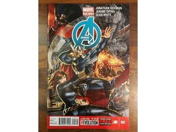 Avengers #44 2013 Marvel