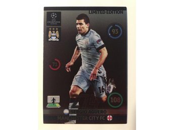 Champions League 2015 Update Limited Edition Aguero