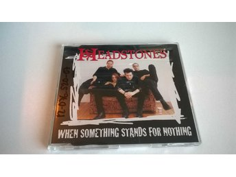Headstones ?– When Something Stands For Nothing, CD