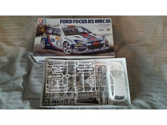 Tamiya 1/24 Ford Focus RS WRC 01