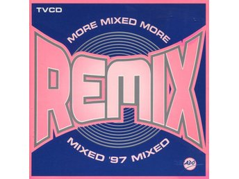 More Remix - 1997 - CD - Euro House, Eurodance, House