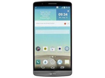 LG G3 Titan svart 16GB - Höganäs - LG G3 Titan svart 16GB - Höganäs