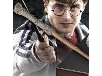 Harry Potters Trollstav