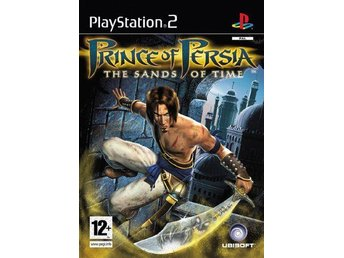 Prince of Persia The Sands of Time (PS2) *Gott Skick*