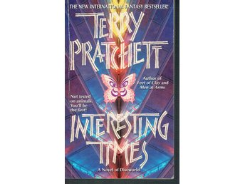 Terry Pratchett - Interesting times (eng)