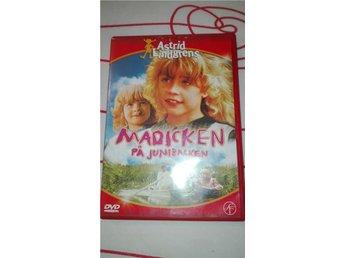 Astrid Lindgren - Madicken på Julibacken - dvd - Borlänge - Astrid Lindgren - Madicken på Julibacken - dvd - Borlänge