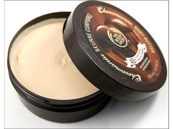 The Body Shop Chocomania Body Butter 200 ml Inplastad! REA - Munkedal - The Body Shop Chocomania Body Butter 200 ml Inplastad! REA - Munkedal