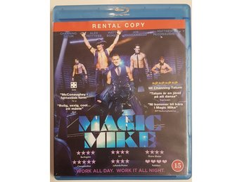Dvd Blu-ray - Magic Mike