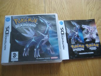 Pokemon Diamond  Version till nintendo ds