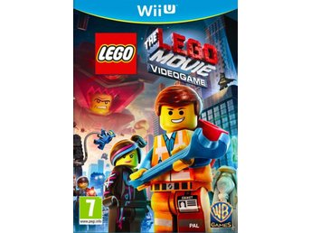LEGO Movie: The Videogame - WiiU