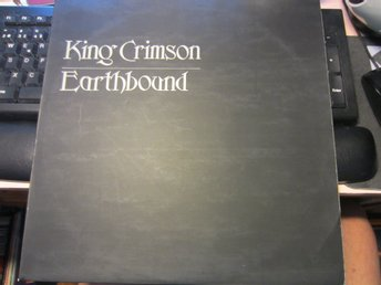 king crimson-earthbound
