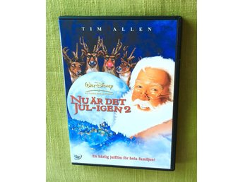 Nu är det jul igen 2 / DVD / Walt Disney / Tim Allen / Judge Reinhold