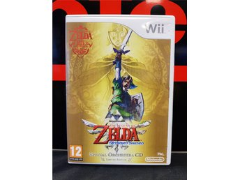 The Legend of Zelda Skyward Sword / Nintendo Wii / Limited Edition