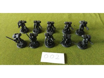 10st Space Marines Assault Squad