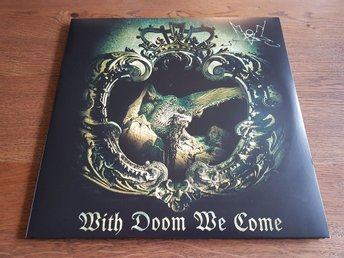 SUMMONING With Doom We Come 2-LP MÖRKGRÖN vinyl 500 ex